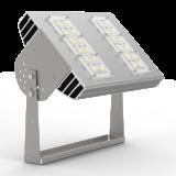 Светодиодный светильник Olymp 320x211x262mm 55W 5000K