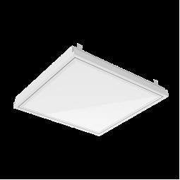 Потолочный светодиодный светильник Varton for Clip-In® IP40 600*600*62мм 36W 6500K аварийный встраиваемый