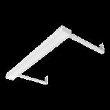 Светодиодный светильник для школьных досок Е220 1195*100*50мм 18W 3950K