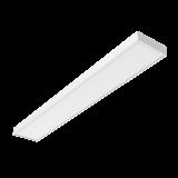 Светодиодный светильник A270 1195x180x50mm 36W 3000K  встраиваемый