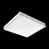 Светодиодный светильник Ecophon Gedina D 595*588*50мм 36W 4000K аварийный